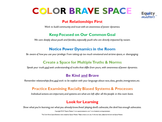 Color Brave Space image
