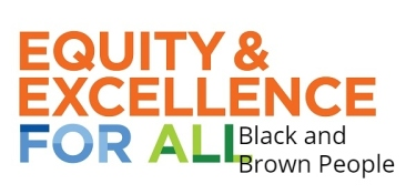 equity for black and brown people